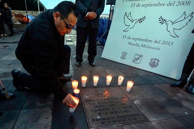 Ofrece PGR 1.5 mdp por informes sobre ataques en Morelia en el 2008