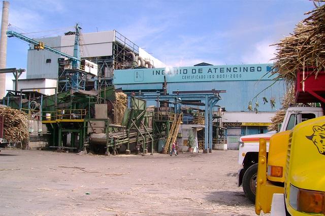 Ingenios poblanos continúan exportando azúcar a Estados Unidos