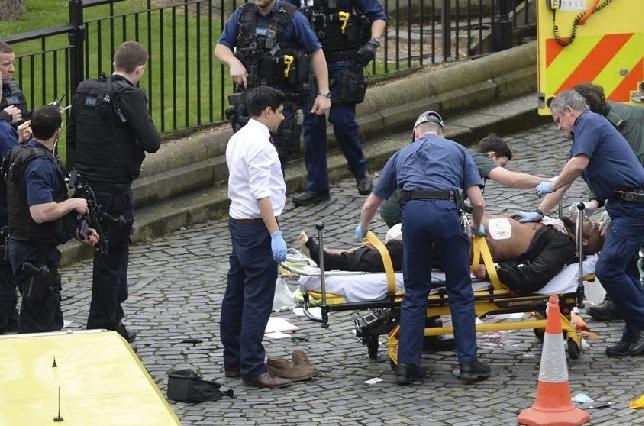 El Estado Islámico se adjudica el ataque al Parlamento Británico