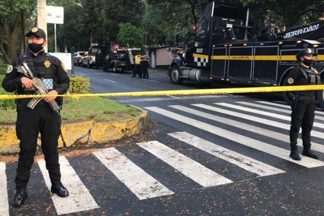 Llevan al Reclusorio Sur a 19 atacantes de García Harfuch