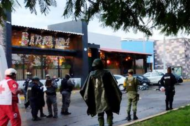 Caen 2 por ataque en Salamanca y revelan pleito de dinero