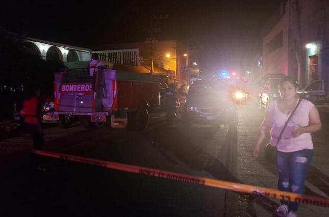 En atentado incendian bar de Coatzacoalcos; al menos 23 muertos