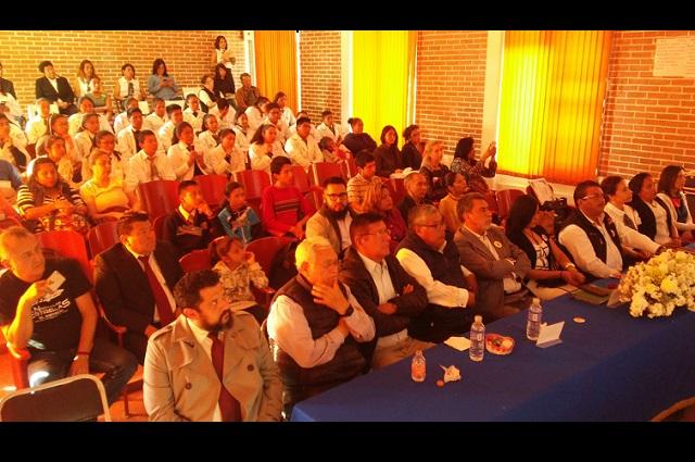 En Secundaria Federal 2 de Puebla, solución de punta en gestión escolar