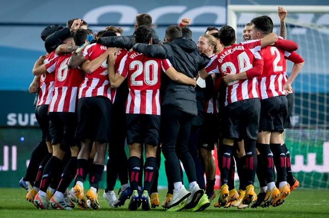 Athletic deja fuera a Real Madrid y avanza a final de Supercopa española