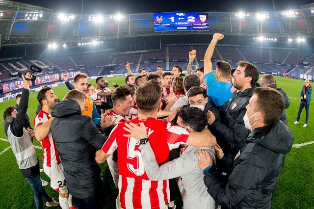 Histórico: Athletic de Bilbao jugará dos finales de Copa del Rey en 13 días