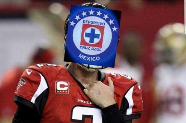 No los perdonan: Los memes de la derrota de los Halcones de Atlanta