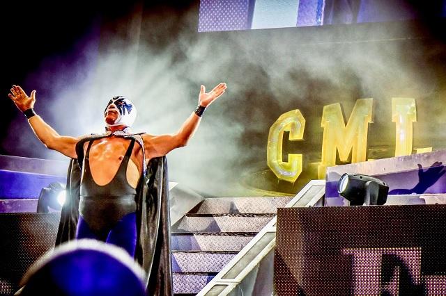 El CMLL verá el regreso de Atlantis en aniversario de la Arena México