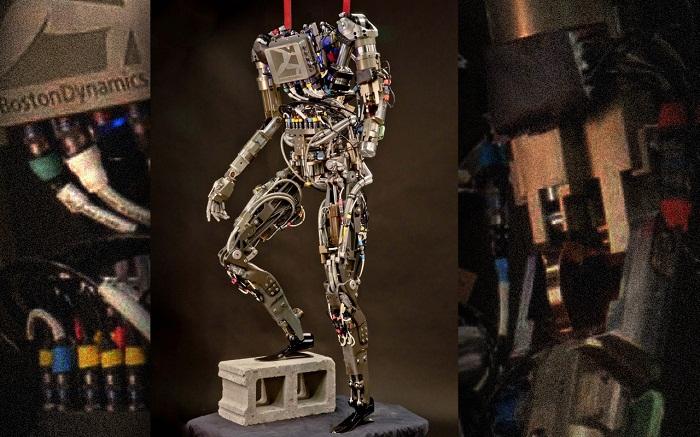 """El """"Atlas"""", lo más cercano a Terminator que la robótica haya creado"""