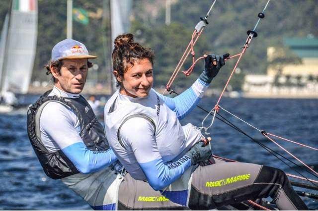 Santiago Lange venció al cáncer y se colgó el oro en JO de Río