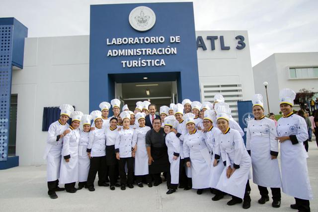 Abre BUAP Laboratorio Turístico y planta de tratamiento en Atlixco