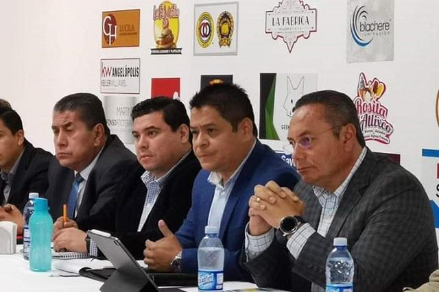 Empresarios de Atlixco proponen programa de rescate comercial