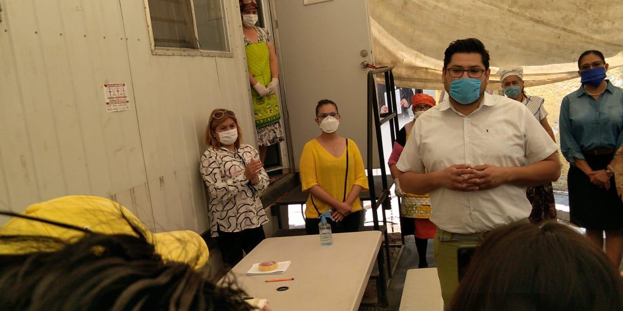 Reactivan siete Unidades Alimentarias en Tehuacán