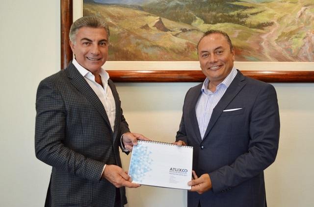 Transformación integral de Atlixco propone Guillermo Velázquez, alcalde electo