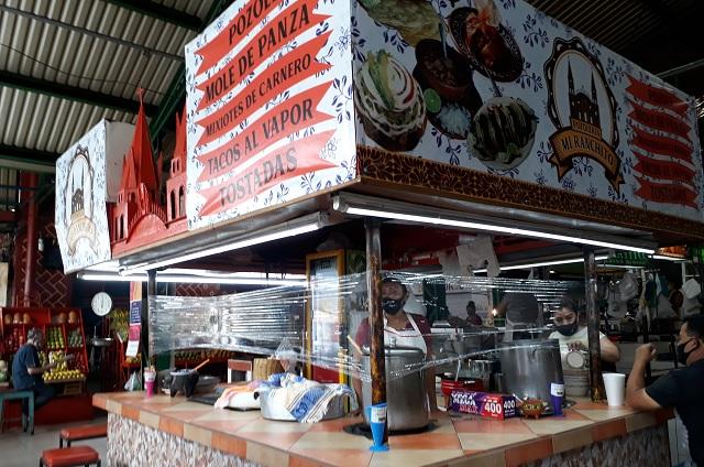 Piden no dejar morir el mercado municipal de Atlixco por Covid