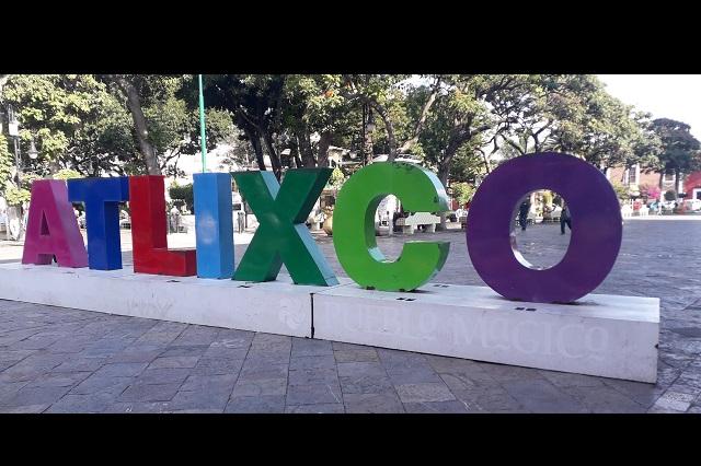 """Atlixco busca conservar la marca """"Pueblo Mágico"""""""