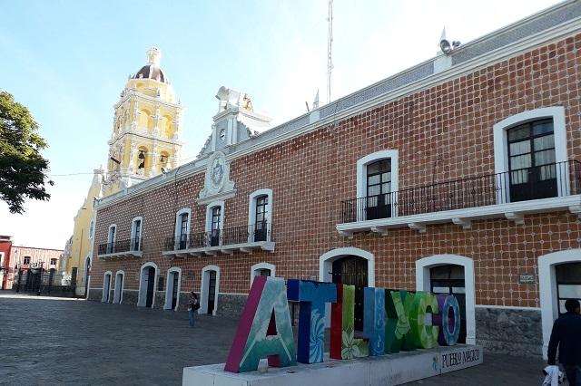 Ayuntamiento de Atlixco recupera actividades administrativas