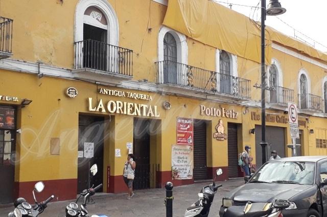 """Restaurantes en Atlixco acatan el """"Día Solidario"""""""