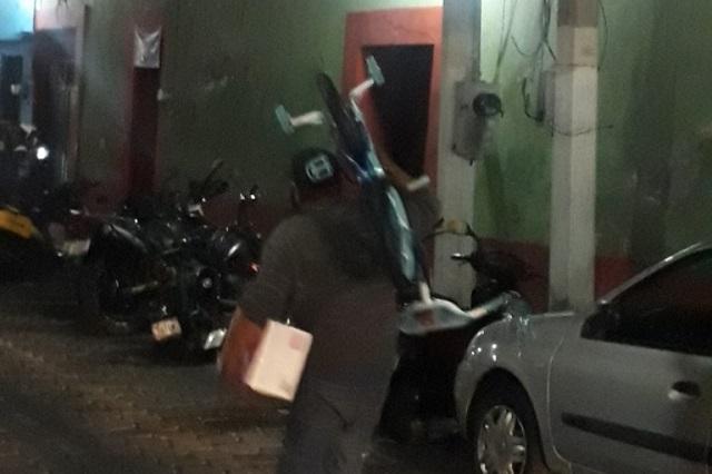 Ladrones despojan a Reyes Magos de regalos en Atlixco