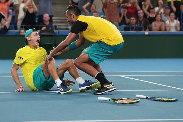 ATP Cup de 2021 se jugará con menos equipos comparado al 2020