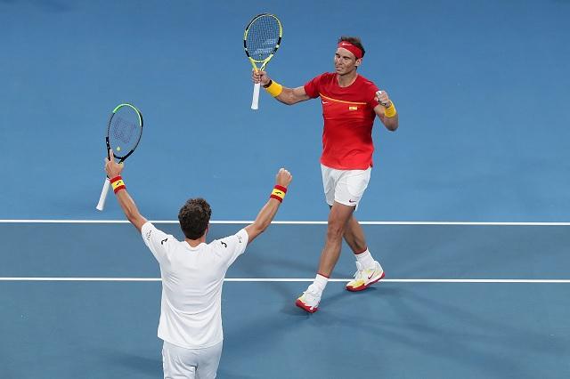 Novak Djokovic y Rafael Nadal inaugurarán la ATP Cup 2021