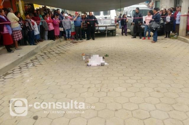 Conductor atropella y mata a un niño de 3 años en Nopalucan