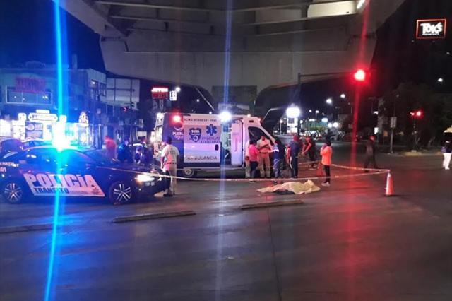 Mujer sale a correr y muere atropellada frente a Plaza Loreto