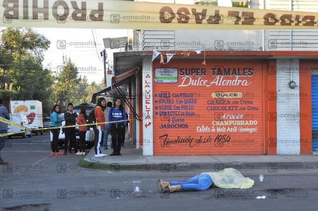 Estudiante fallece atropellada por transporte público en Maravillas