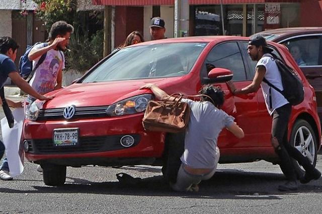 Perderá licencia por 10 años quien atropelle a una persona