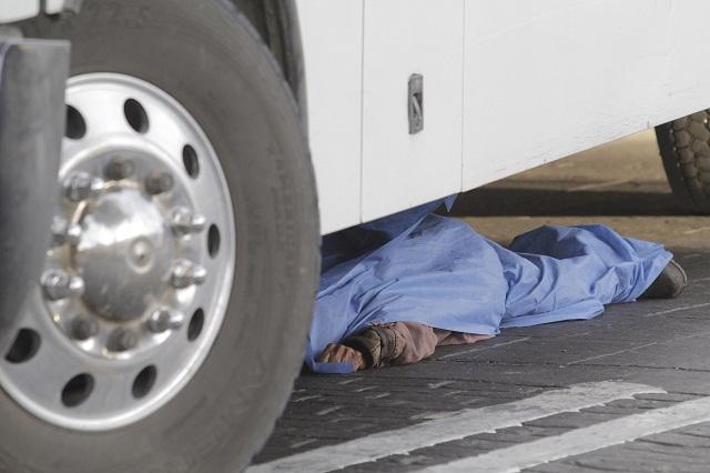 Quincuagenario muere atropellado en la carretera a Nautla