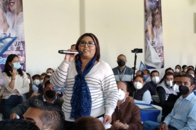 Huerta inicia campaña de reelección con defensa de su planilla