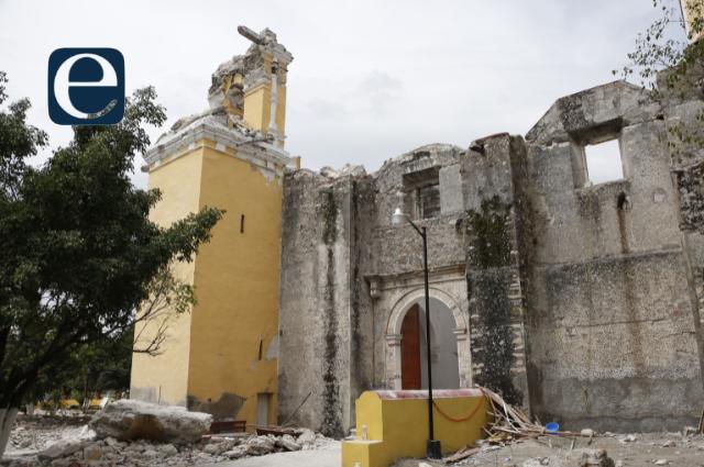 Adeuda INAH 70 mdp por reconstrucción de iglesias