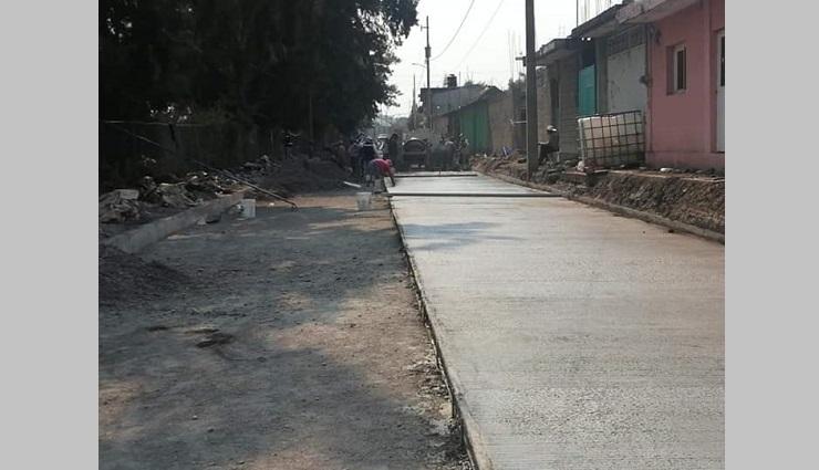 En este 2020 aplican más de  30 mdp en obras en Atzitzihuacan