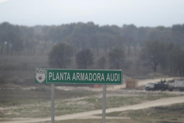 Invierte empresa proveedora de Audi 10 mdd en el parque JIS