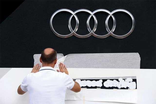 Audi usó software trucado de la VW