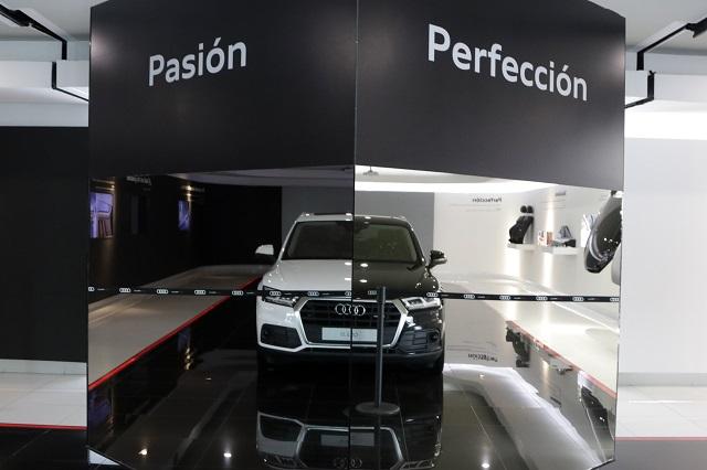 Se quedó en el país 1.1% de los Audi fabricados en Puebla