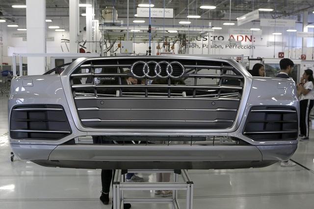 Levanta planta de Audi paro técnico por escasez de gas