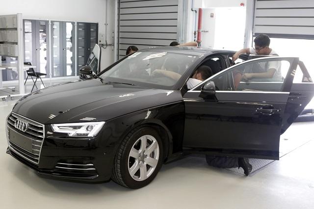 Oficial: Audi frena producción del 21 de marzo al 13 de abril
