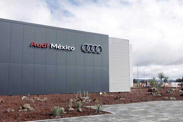 Reciben certificado de Audi para ser contratados en otras empresas