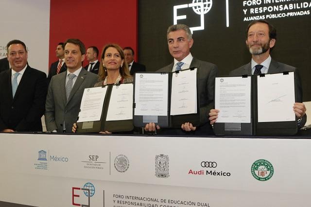 Gali ratifica que VW fabricará nuevo auto en Puebla para 2020