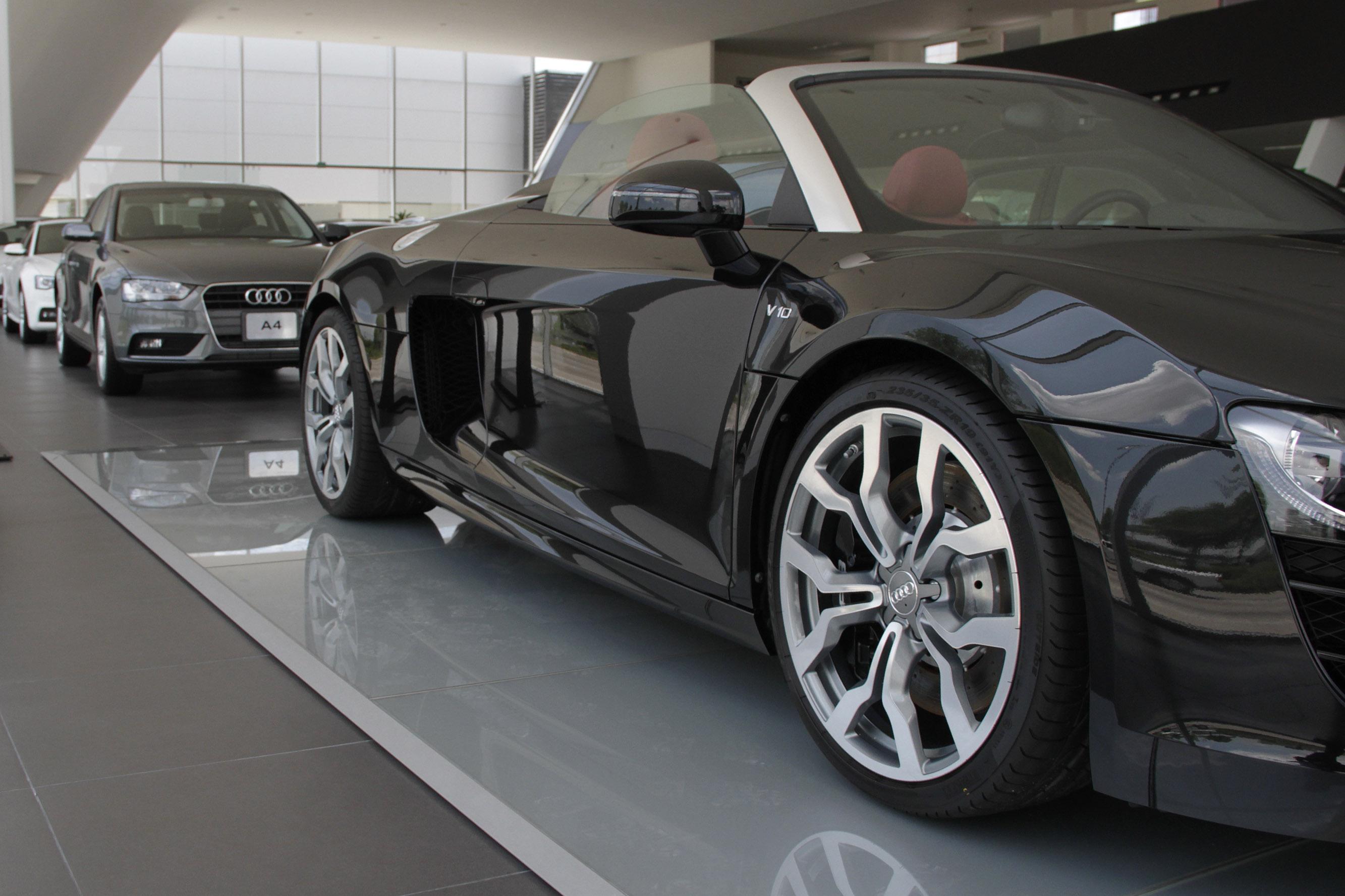 Caen ventas de autos nuevos durante 2017