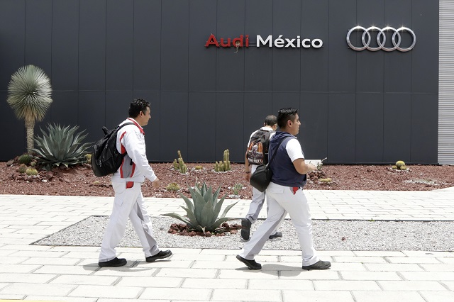 Audi reanudará producción de la Q5 con 1, 500 trabajadores