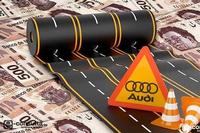 Gobierno lleva gastados en Audi 10 mil mdp; revelan contrato