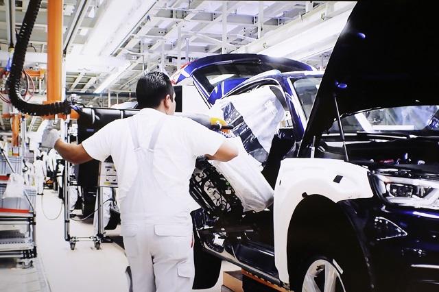 Avanza con 70% de participación la elección sindical en Audi