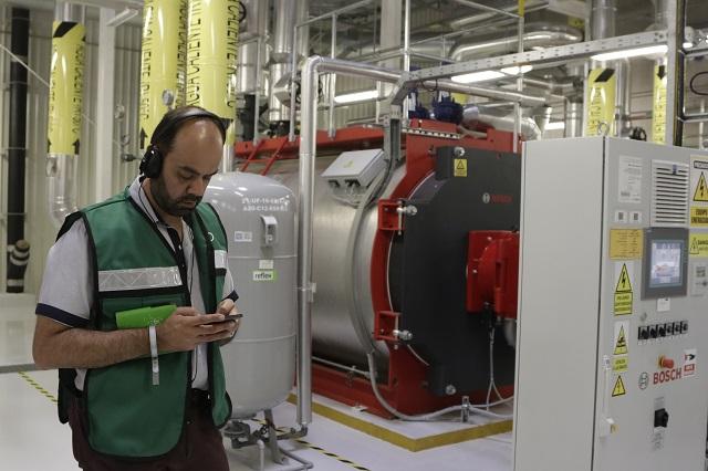 Convierte Audi México adversidad en reciclaje total del agua