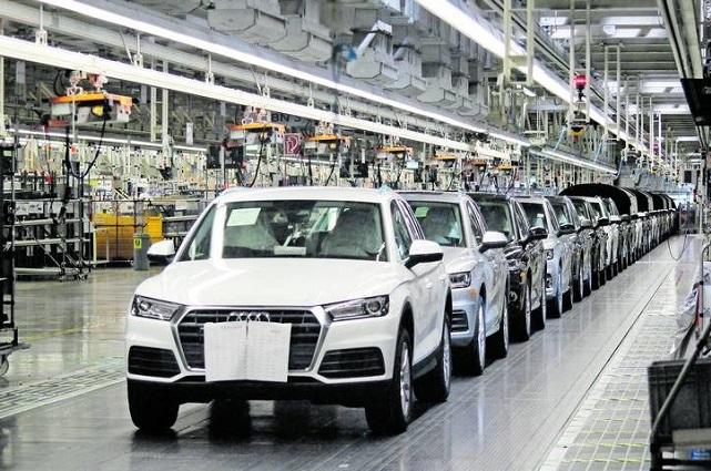 Aumentan los paros técnicos en la VW y Audi durante 2021