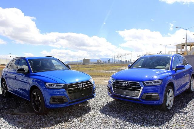 VW y Audi entre las 4 primeras en volumen y crecimiento automotriz