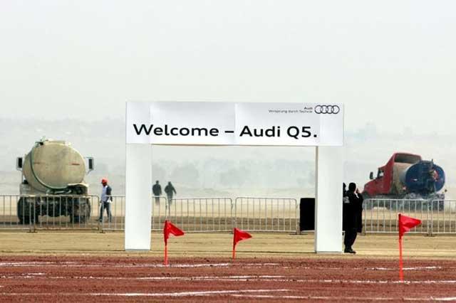 Audi acelera los trabajos para abrir su planta en Puebla