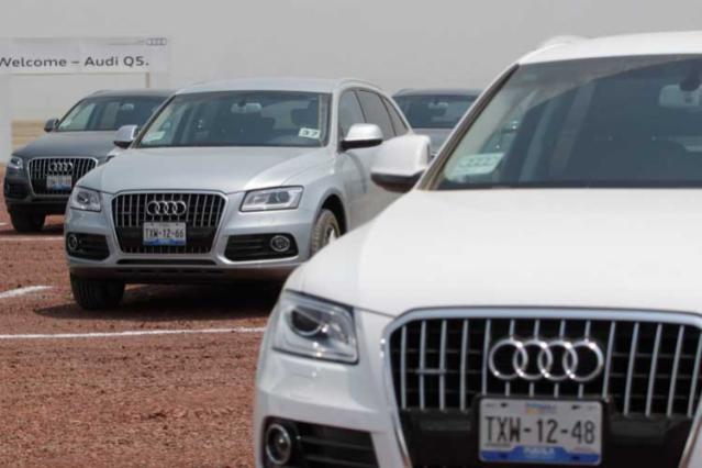 Amarran a 29 de 130 proveedoras que llegarán al parque Audi