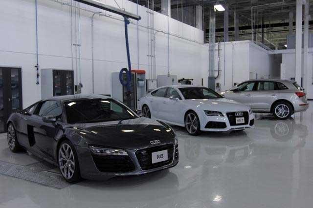Audi quiere mujeres en mecatrónica, carrocería y pintura