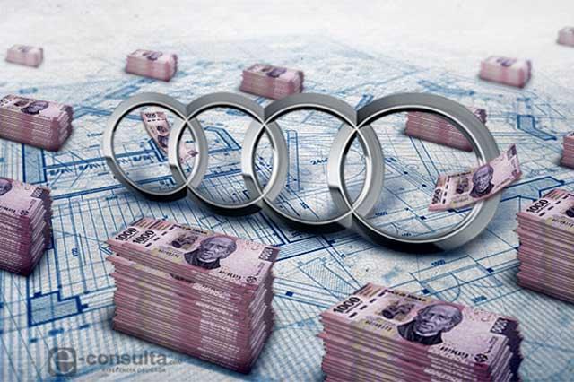 Audi es la consentida de los subsidios del gobierno federal